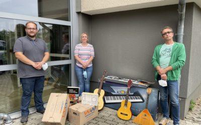 Musik- und Kunstspende